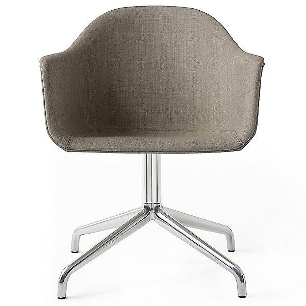 Harbour Chair Swivel Base, Upholstered