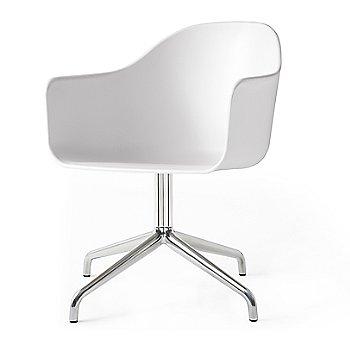 Aluminum Swivel Legs / White finish