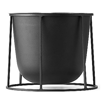 Shown in Black, Small size (Wire Pot sold separately)