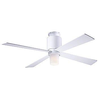 Gloss White finish / White blades / LED