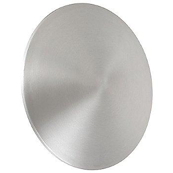 Brushed Aluminum finish / Large size