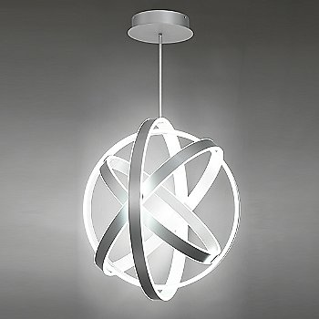 28-Inch / Titanium finish, illuminated