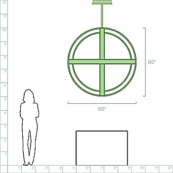 60 inch option