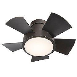 Vox Flush Mount Smart Ceiling Fan