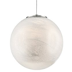 Cosmic Crystal LED Pendant Light
