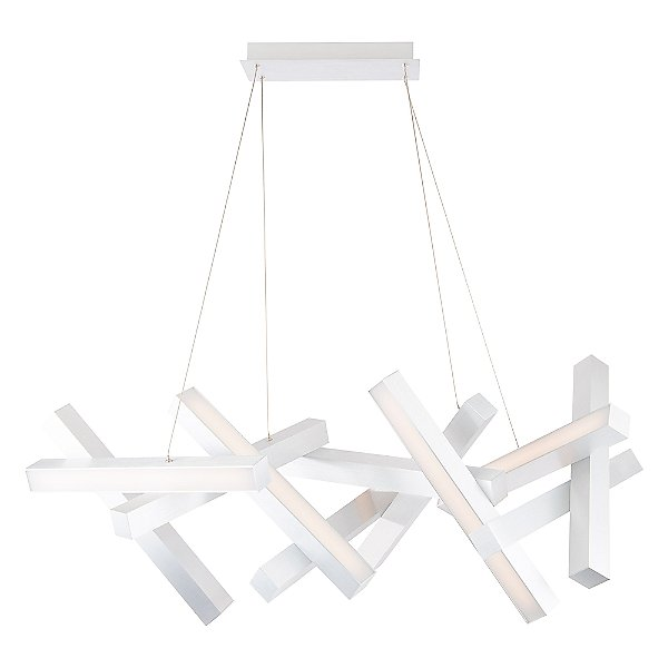 Modern Forms Chaos Linear Suspension Light Ylighting Com