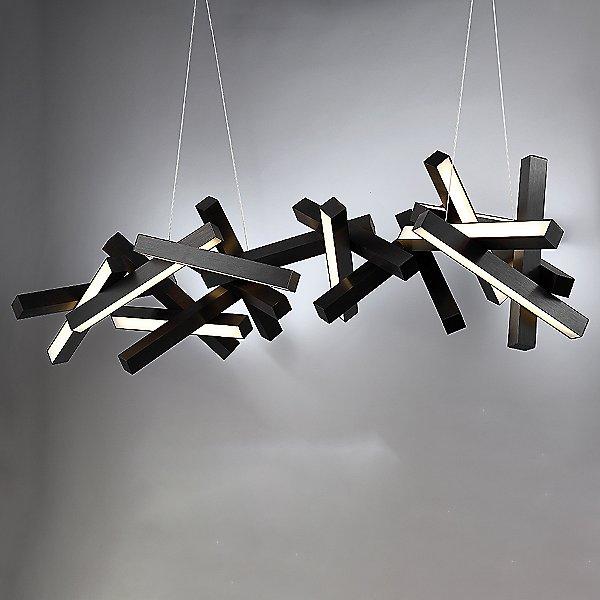 Chaos Linear Suspension Light