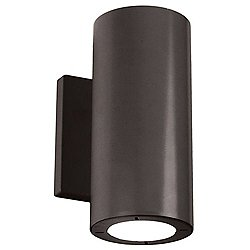 Vessel LED Outdoor Wall Sconce (Bronze/Tall)-OPEN BOX RETURN