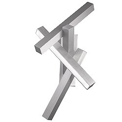 Chaos LED Wall Sconce