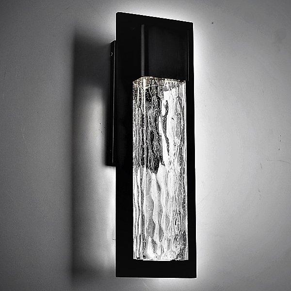 Mist LED Outdoor Wall Light