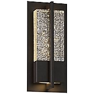 Omni LED Indoor/Outdoor Wall Sconce (Bronze/12 In)-OPEN BOX