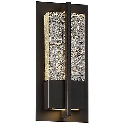 Omni LED Indoor/Outdoor Wall Sconce (Bronze/12 In)-OPEN BOX