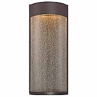 Rain Outdoor LED Wall Sconce (Bronze/Tall) - OPEN BOX RETURN