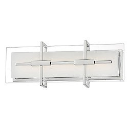 Seismic LED Bath Bar