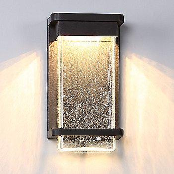 Bronze finish / Small size, illuminated