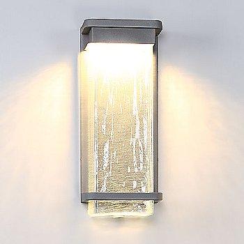 Graphite finish / Medium size, illuminated