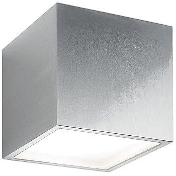 Brushed Aluminium finish