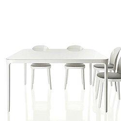 Vanity Table by Magis (Aluminum/Glass) - OPEN BOX RETURN