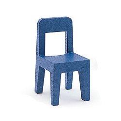 Magis Seggiolina Pop Children's Chair (Blue Matt) - OPEN BOX