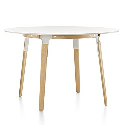 Magis Steelwood Round Table