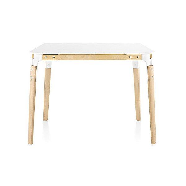 Magis Steelwood Square Table