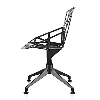 Black Painted Seat and Legs color