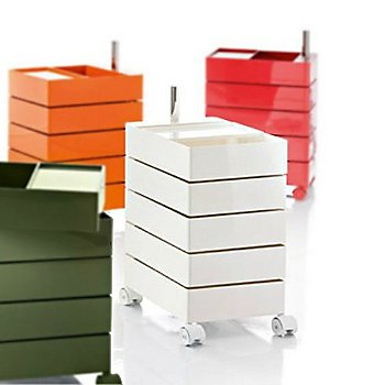 Magis 360 Degree Container, 5 Drawer / collection