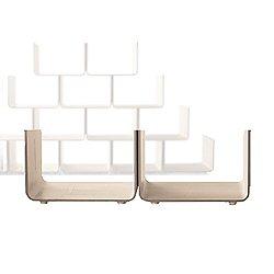 Magis Elysee Shelving System Basic Unit, Set of 2