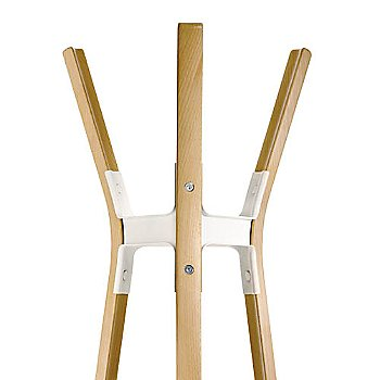 Natural Beech Frame/White Joints / Detail view
