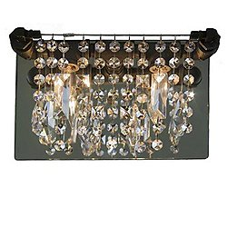 Tribeca Wall Sconce (Crystal/Metal) - OPEN BOX RETURN