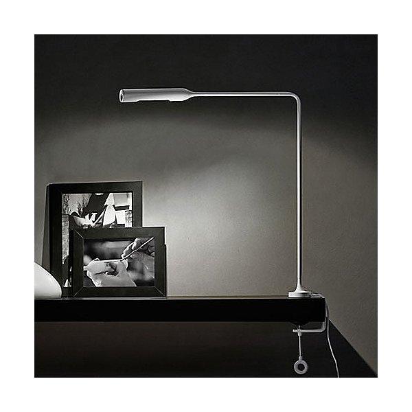 Flo LED Clamp Desk Lamp