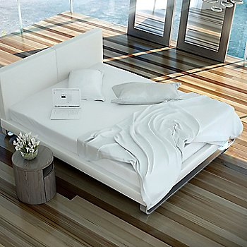 White finish / in use