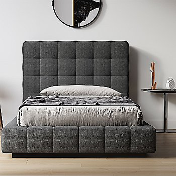 Carbon Gray Fabric Frame material / Twin size, in use