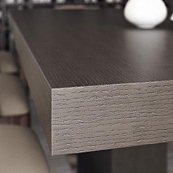 Grey Oak finish, detail