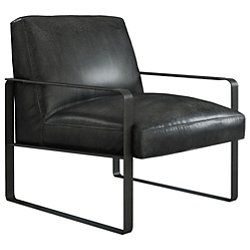 Kenmare Leather Armchair