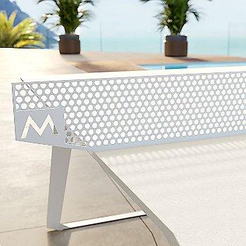 White Sand Concrete color, detail