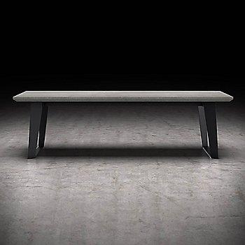 Gray Concrete in use