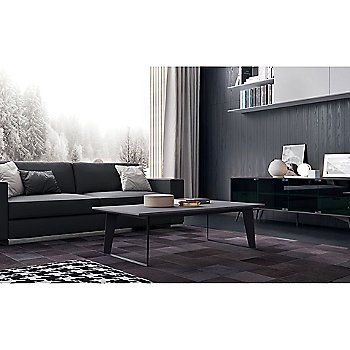Amsterdam Outdoor Coffee Table with Renwick Sofa and Christopher Media Cabinet