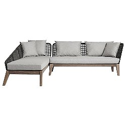 Netta Sectional Sofa Left Chaise