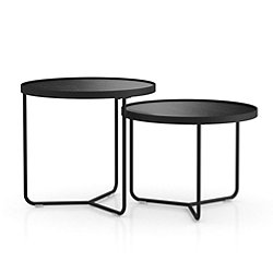 Adelphi Nesting Side Tables, Set of 2