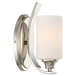 Tilbury 1 Light Bath Light