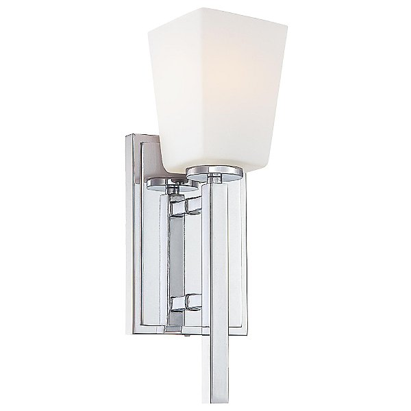 City Square 1 Light Wall Sconce