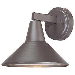 Bay Crest Outdoor Wall Light(Bronze/Small) - OPEN BOX RETURN