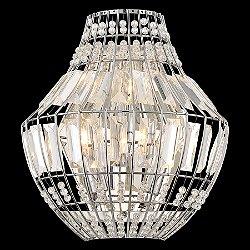 Braiden 3-Light Wall Light