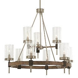 Bridlewood 9-Light Chandelier