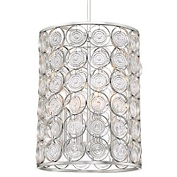 Culture Chic Drum Shade Pendant Light