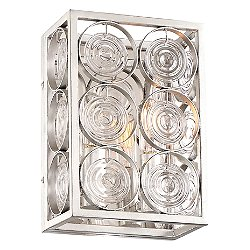 Culture Chic Bathroom Wall Sconce