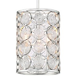 Culture Chic Mini Pendant Light