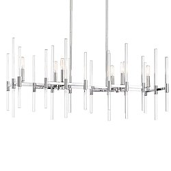 Pillar Linear Suspension Light