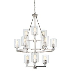 Studio 5 3-Tier Chandelier